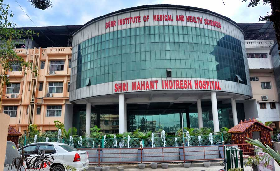 Shri Mahant Indiresh Hospital